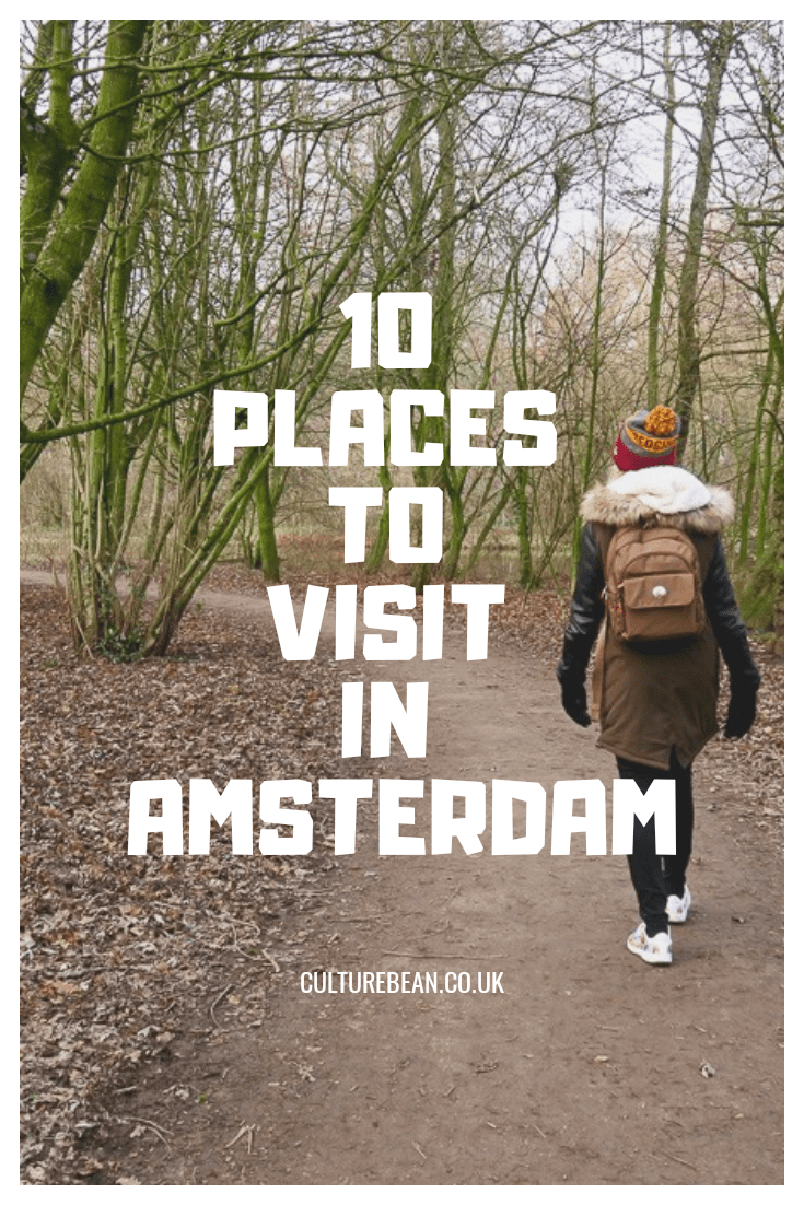 10 places in amsterdam