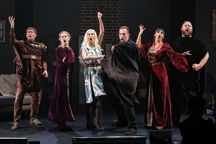 REVIEW: Thrones! The Parody Musical