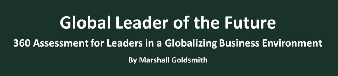 Header for Global Leadership