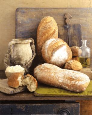 artisanal bread