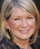 Martha Stewart: the old guard departs