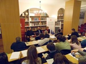 Радионица «Верски мотивисан активизам у регионалним мировним процесима», Пожаревац, 2015.