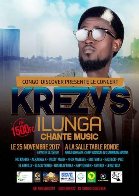 KREZYS Ilunga Chante MUSIC
