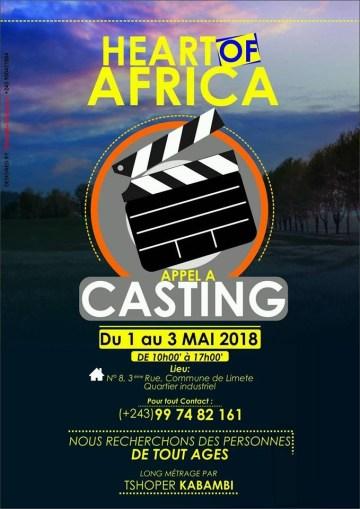 Appel à casting