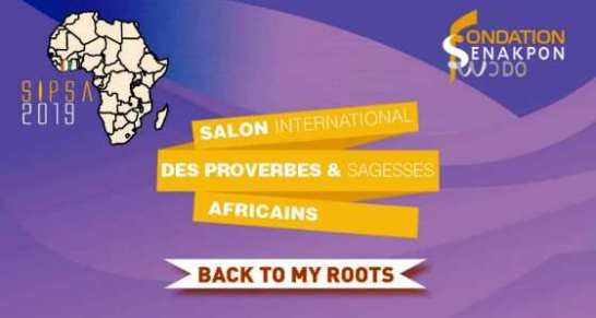 Programme du Salon International des Proverbes et Sagesses Africains