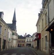 Poce Sur Cisse, where I'd spent my summer in France