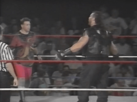 WWE, Mikey Whipwreck, 911