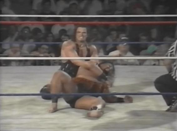 WWE, Taz, Pitbull