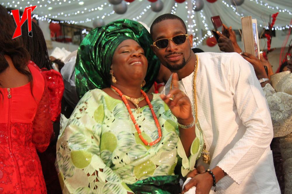 Dapo and Florence Oyebanjo