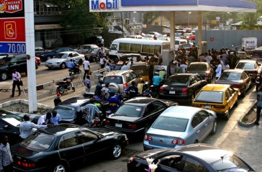 Fuel Scarcity in Lagos