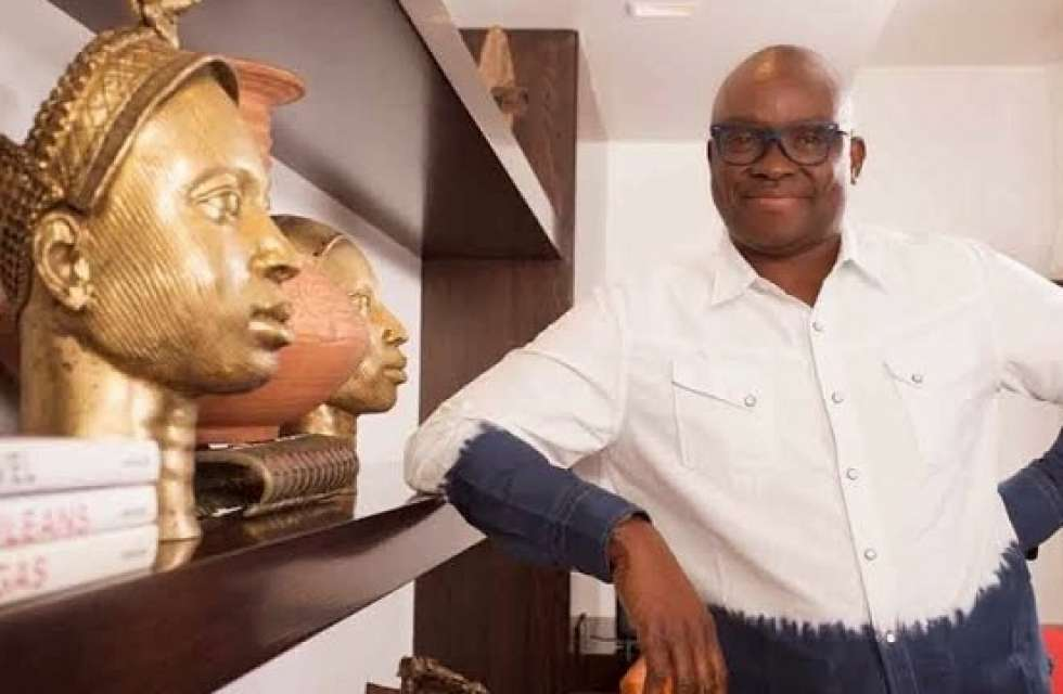 Ayo Fayose, governor of Ekiti State