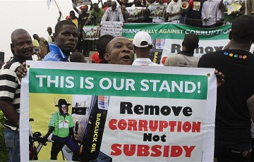 Nigerian corruption