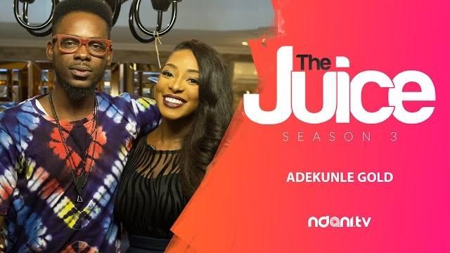 DSF and Adekunle Gold on the Juice Season 3 Episode 3