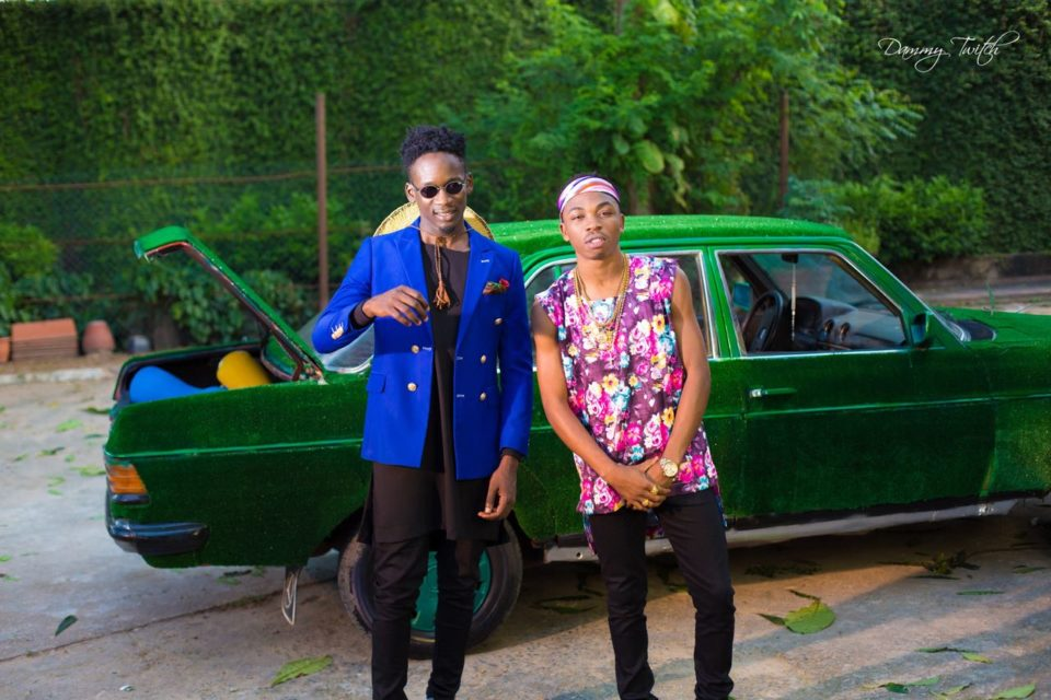 Mayorkun features Mr Eazi on Love You Tire