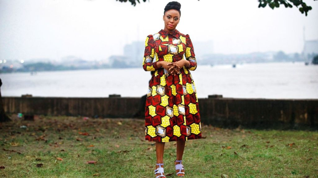 chimamanda adichie face of boots no 7