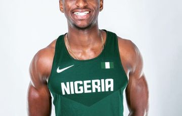 seye ogunlewe, nigeria's fastest man
