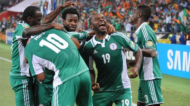Super Eagles AFCON