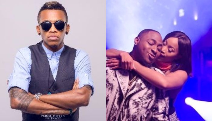 davido teams up with tekno for IF