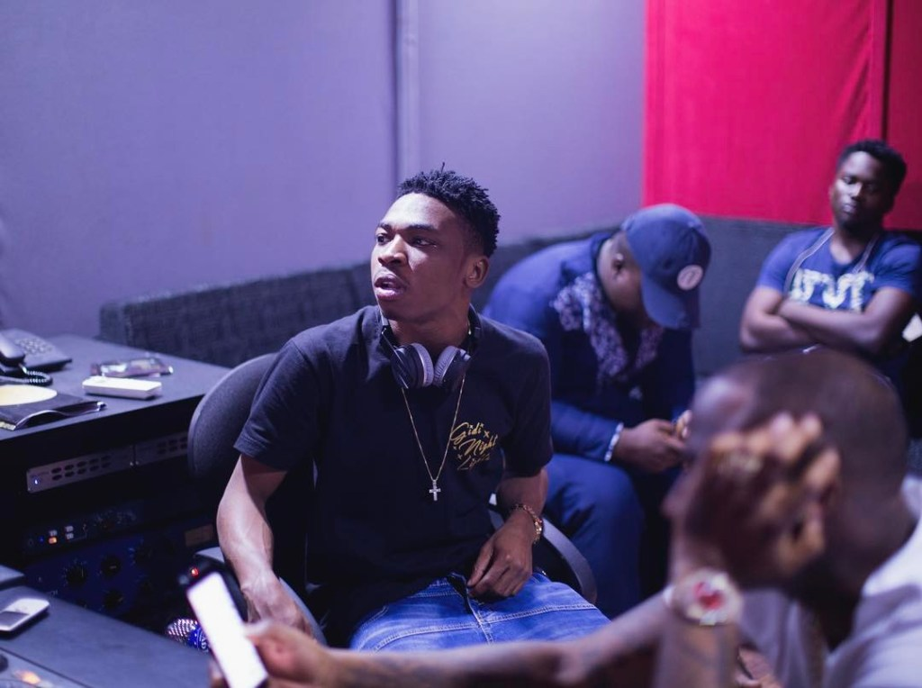 Listen to Mayorkun's cover of Nonso Amadi's Tonight
