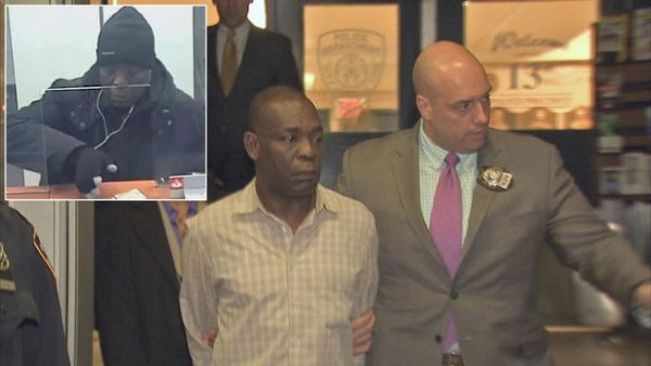 Abdullahi Shuaibu, a former Nigerian UN worker has been arrested for robbing four NY banks.
