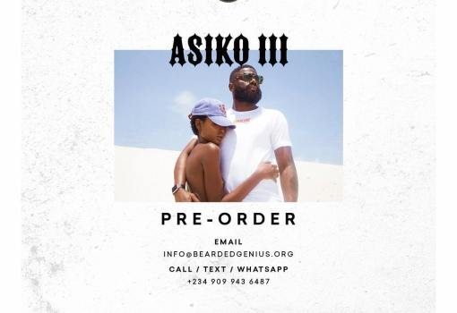 From Bearded Genius' ASIKO III collection