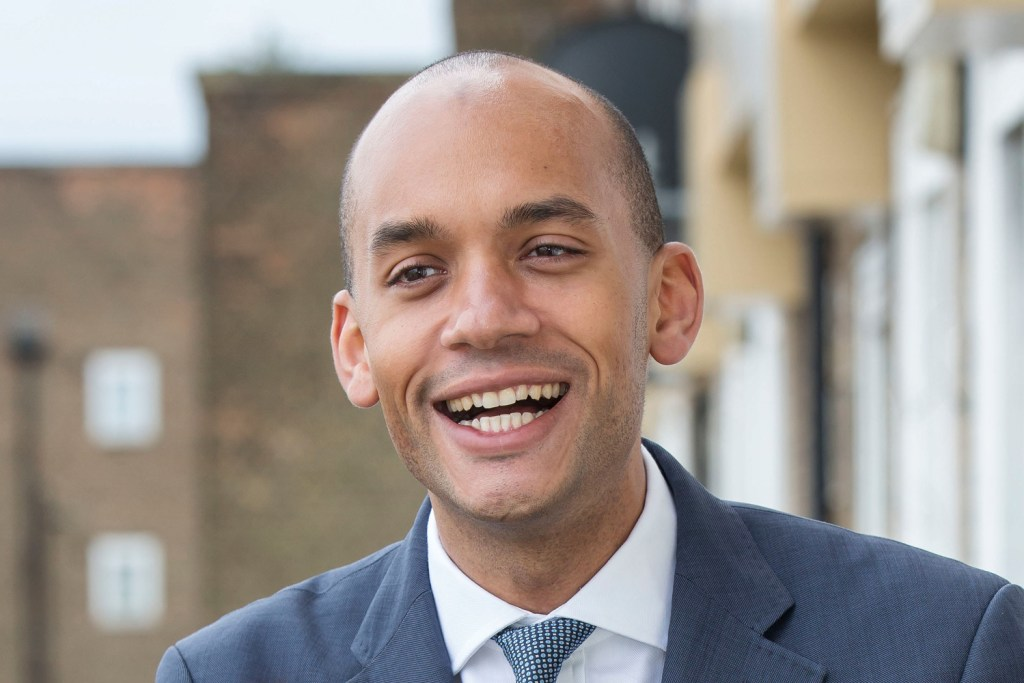Chuka Umunna, MP of Streatham, Secured 68.5% of vote. (Labour)