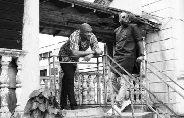 Show Dem Camp stray from their typical music on their new EP, Palmwine Music Volume 1 but deliver pure vibes nonetheless