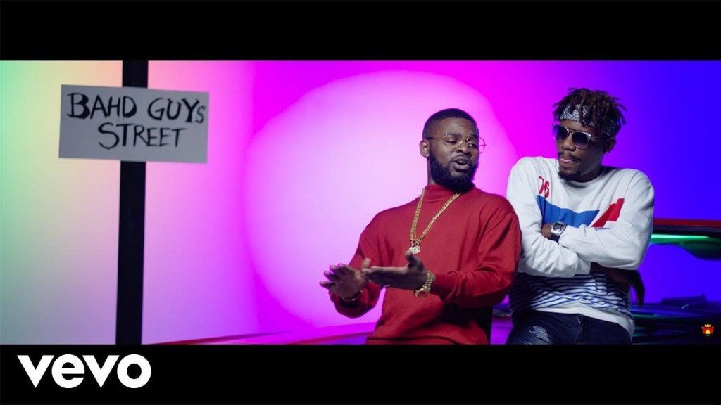 Watch Falz and YCee's Create Controlled Chaos in Something Light
