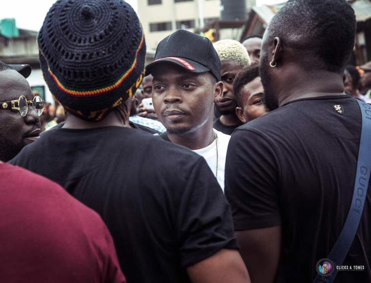 Watch Olamide show he belongs to and owns the streets in his Wo video
