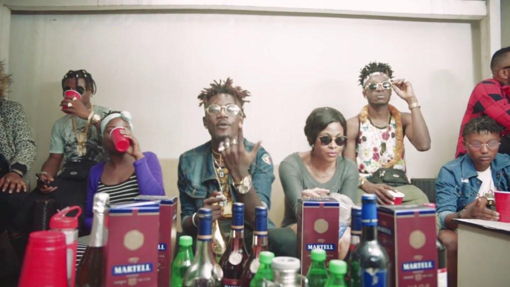 Meet Nigeria's New Street Hop Collective, the Street Billionaires