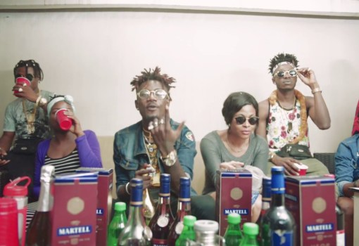Meet Nigeria's New Street Hop Collective, the Street Billionaires