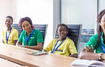 From Chibok to Coding School Courtesy of GirlsCoding