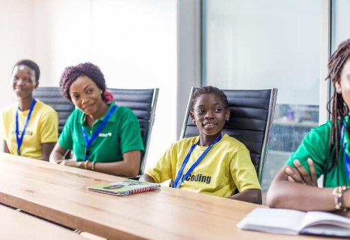 From Chibok to Coding School Courtesy of GirlsCoding