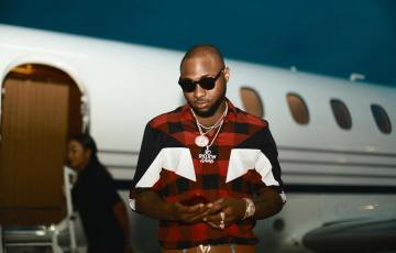 Davido To Perform at Atlanta's One Music Fest Alongside Cardi B, Big Sean and More.