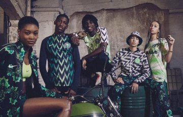 From Nigeria's 2018 World Cup Kit Reveal