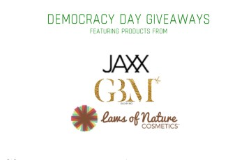 Here's How You Can Win In Culture Custodian's Democracy Day Giveaway