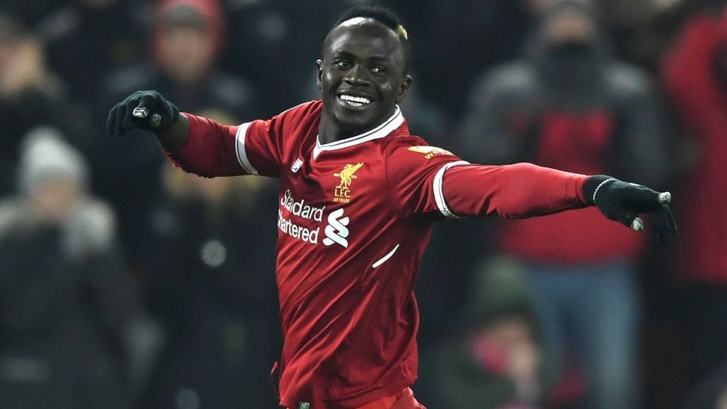 Ahead of the biggest game of his career, Sadio Mane has sent 300 Liverpool jerseys to his hometown, Bambali, Senegal.