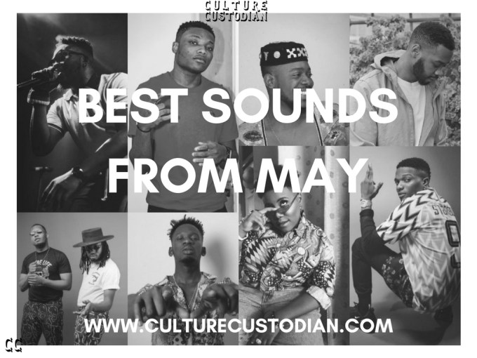 We look back at the best Nigerian songs from May with tracks from WANI, Olamide and Wizkid, David Meli, Boj and Ajebutter, Teni, Mr Eazi, Adekunle Gold and Wande Coal making the cut.