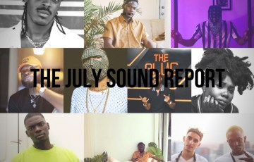 JULY SOUND REPORT