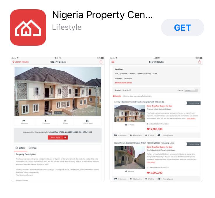 Nigeria Property Center
