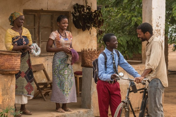 The Boy Who Harnessed The Wind Chiwetel Ejiofor