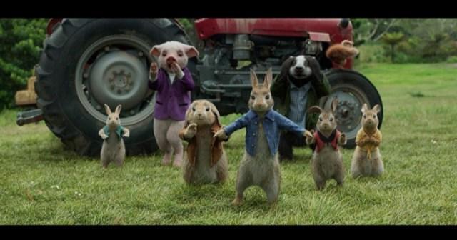 David Oyelowo Peter Rabbit