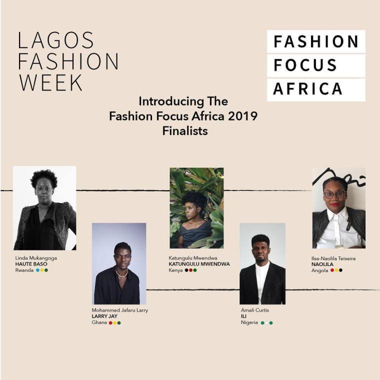 Fashion Focus Africa 2019
