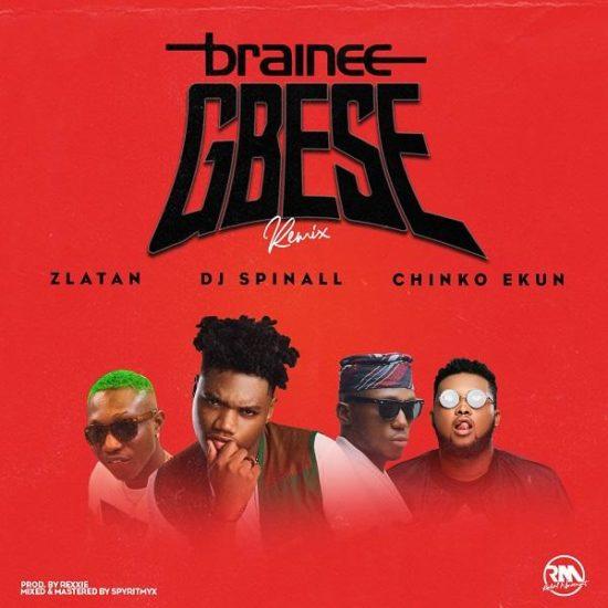 Brainee Gbese remix