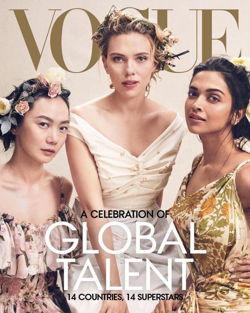 Vogue Adesua Etomi