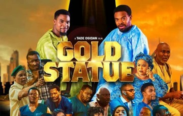 gold statue highest grossing nollywood film 2019