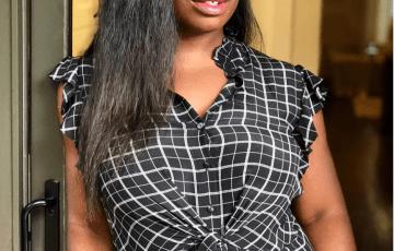 Uzo Aduba Mrs America