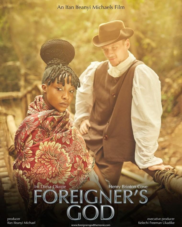 The Foreigner's God first teaser trailer