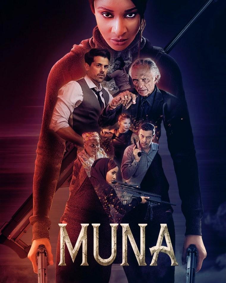 Watch Adesua Etomi in the trailer for Muna