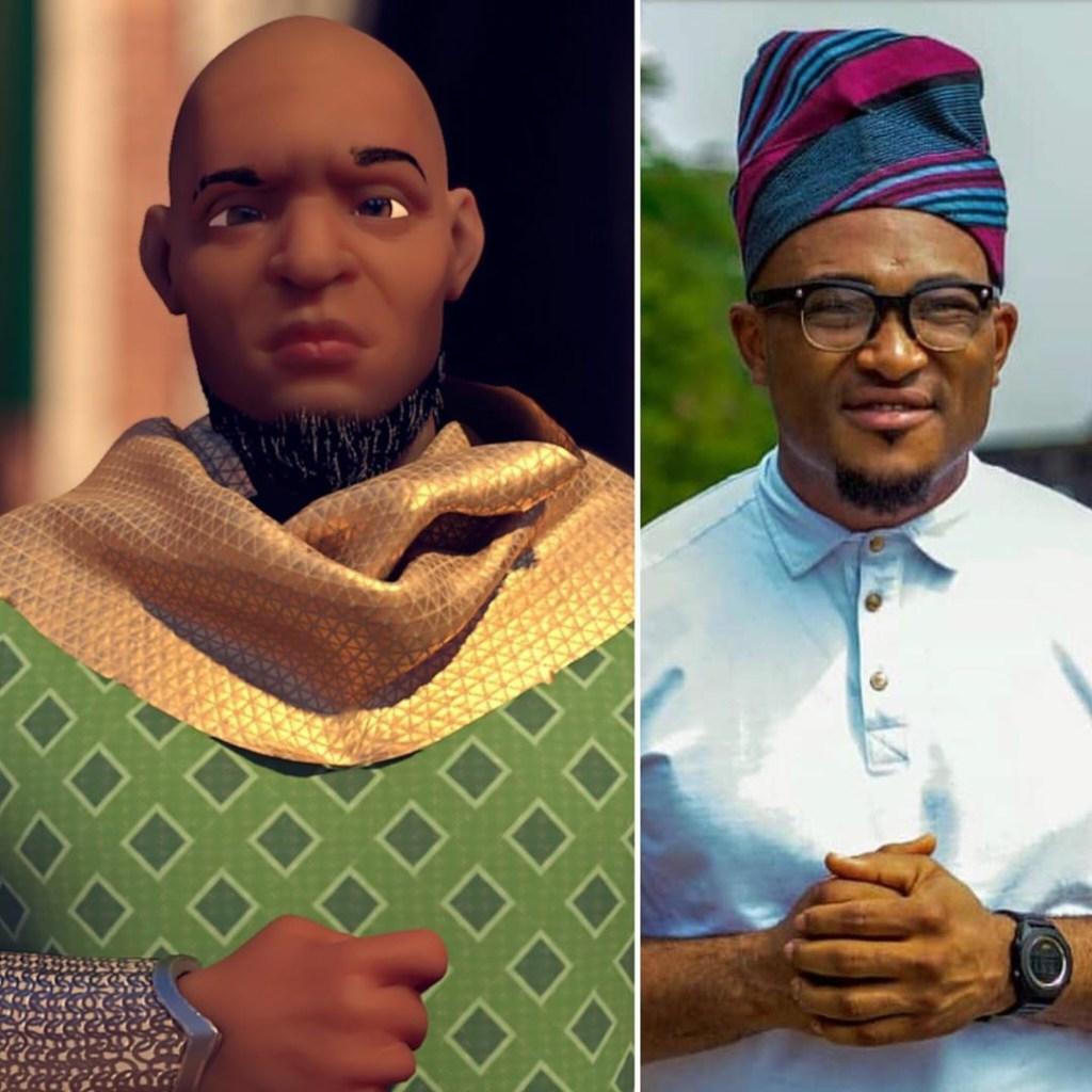 Blossom Chukwujekwu voices abdul malika